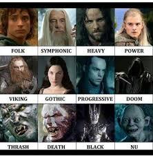 Meme Types - types of metal meme by jonhgarypt memedroid