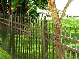 Decorate A Chain Link Fence Home Depot Chain Link Fence Stylish Design Garden Fencing Home