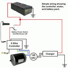electric bike wiring diagram diagram wiring diagrams for diy car