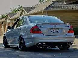 2005 mercedes amg e55 e55 amg i d mine to look like this i ll work on that