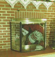 fireplace new santa fireplace screen excellent home design