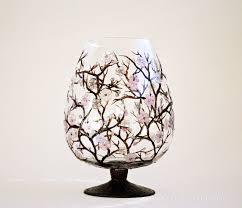 Swarovski Home Decor Popular Items For Vase Centerpiece On Etsy Sakura Cherry Blossom