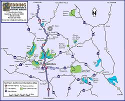 Sacramento Ca Zip Code Map by Redding California Map California Map
