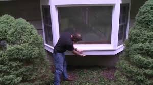 Pictures Of Windows by Insulating A Bay Window Sill Youtube