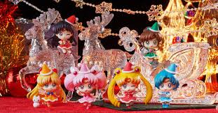sailor moon petit chara special figuressailor moon