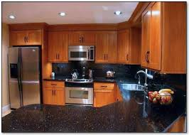 Black Galaxy Granite Countertop Kitchen Traditional With by Black Countertops Custom Bathroom Vanities And Other