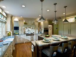 kitchen lights ideas modern corner track lighting illuminates the