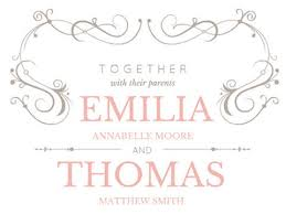online wedding invitations wedding invitations smilebox