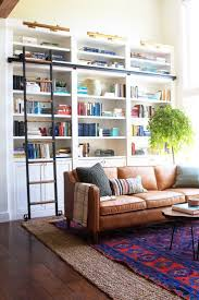 25 stunning home libraries gray house and room