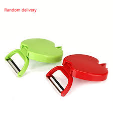 online shop 4 pcs vegetable fruit apple peeler parer slicer