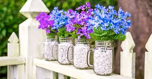 floral bouquets diy pint jar floral bouquets in 3 simple steps the dollar tree