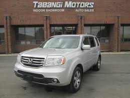 2013 honda pilot value and used honda pilots in toronto on carpages ca