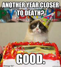 grumpy cat birthday memes quickmeme