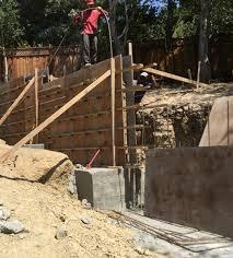 retaining wall design foundation engineering consultants inc