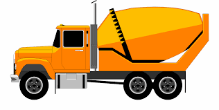 free truck clipart images black and white