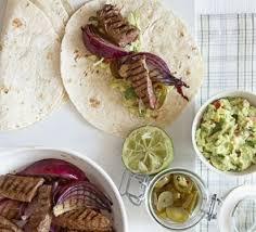 cuisine salsa steak fajitas with sweetcorn salsa recipe food