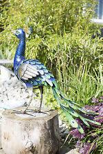metal garden statues lawn ornaments ebay