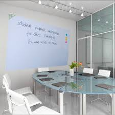 zhidian 60 36inches white dry erase message board decal large
