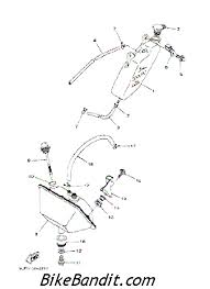 yamaha raptor parts diagram yamaha wiring diagram gallery