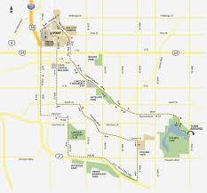Lincoln City Map Lincoln Half Marathon Maplets