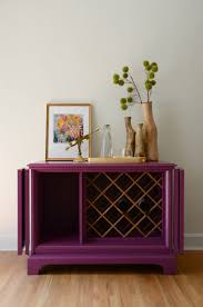 decorating repurposed tv cabinet becomes a wine rack furniture