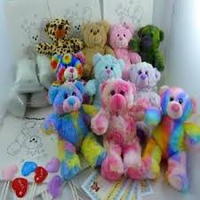 build your own teddy 5 x 8 20cm make build your own teddy party at home easy