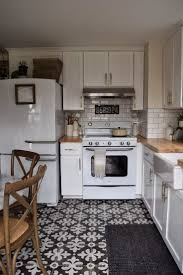 White Cabinets Kitchens Best 25 White Kitchen Appliances Ideas On Pinterest Homey