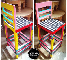 Hand Painted Furniture by Studio Mariem Funky Hand Painted Furniture U2013 Cairo Design Magazine