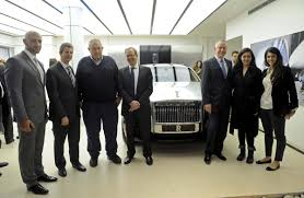 rolls royce dealership rolls royce motor cars celebrates launch in beirut biser3a