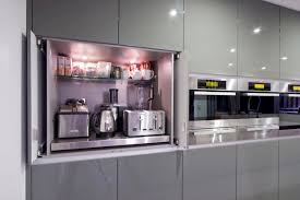 Kitchen Oven Cabinets The Best Places To Stash Small Kitchen Appliances