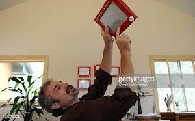 etch a sketch stock photos and pictures getty images