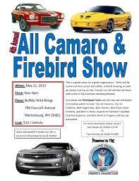 all camaro and firebird 4th annual all camaro firebird virginia firebird
