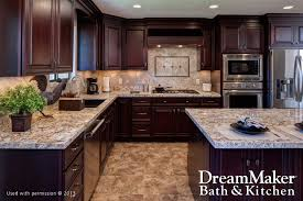 traditional kitchen examples dreammaker bath u0026 kitchen