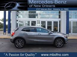 mercedes metairie certified pre owned 2015 mercedes gla gla 250 suv in metairie
