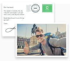 personalized postcards send personalized postcards from anywhere with postly gonomad travel