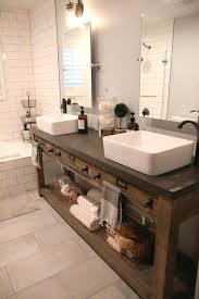 rustic bathroom sinks and vanities reclaimed wood double vanity fabulous elegant rustic bathroom