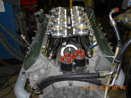 rolls engine conversion