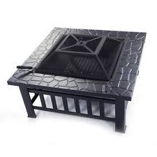 Fire Pit Insert Square by Square Fire Pit Ebay