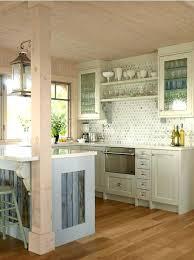 small cottage kitchen design ideas cottage kitchen cabinets ideas black white small house