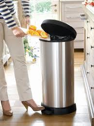poubelle automatique cuisine poubelle automatique 50 litres inspirational decoration poubelle