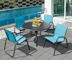 Patio Chairs Stackable Turquoise Stackable Patio Chairs Home Outdoor Decoration