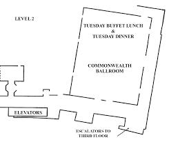 conference u0026 exhibit floor plans u2013 pmca