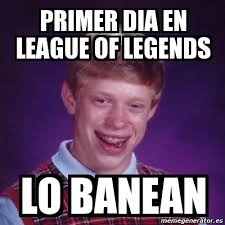 bad luck brian meme generator
