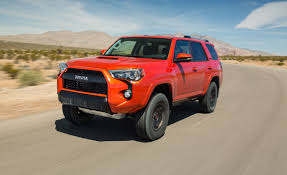 2015 Toyota 4runner Trd Pro First Drive U2013 Review U2013 Car And Driver
