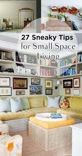 Home Decor For Small Spaces 10 Absolutely Genius Ways To Organize Tiny Spaces Tiny Spaces