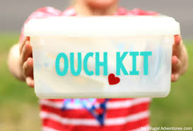 diy car first aid kit be prepared this summer my frugal