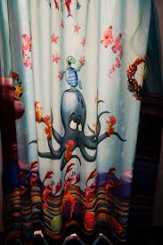 The Little Mermaid Shower Curtain Photo Tour Of Standard Little Mermaid Rooms At Disney U0027s Art Of