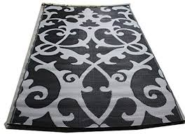 Recycled Outdoor Rug by Indoor Outdoor Rug 5 X 8 Patio Mat Recycled Woven Plastic Dandy