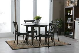 Round Dining Room Tables Grady Round Dining Table Living Spaces
