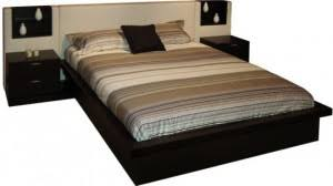 low height bed beds bed low height with leather back online shopping india room